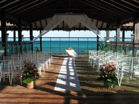 wedding pier at Generations Riviera Maya Shelli's Travel
