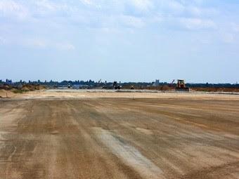 Строительство аэродрома в Ейске. Фото с сайта sdelanounas.ru