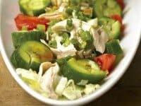 Summer Sesame Chicken Salad