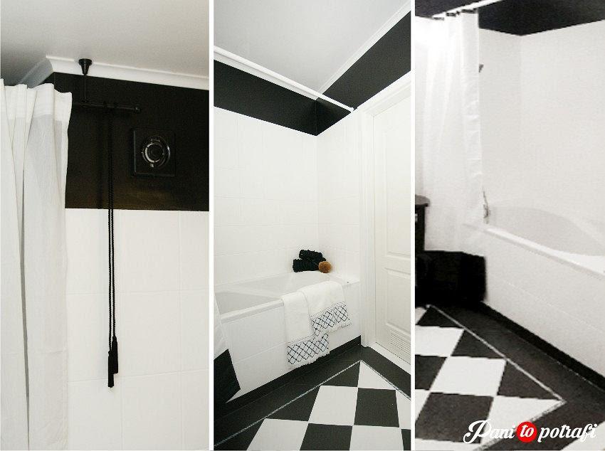 Metamorfoza łazienki w bloku w weekend - zdjęcie nr 14