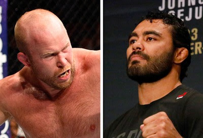 Tim Boetsch x Rafael Sapo Natal (Foto: Getty )