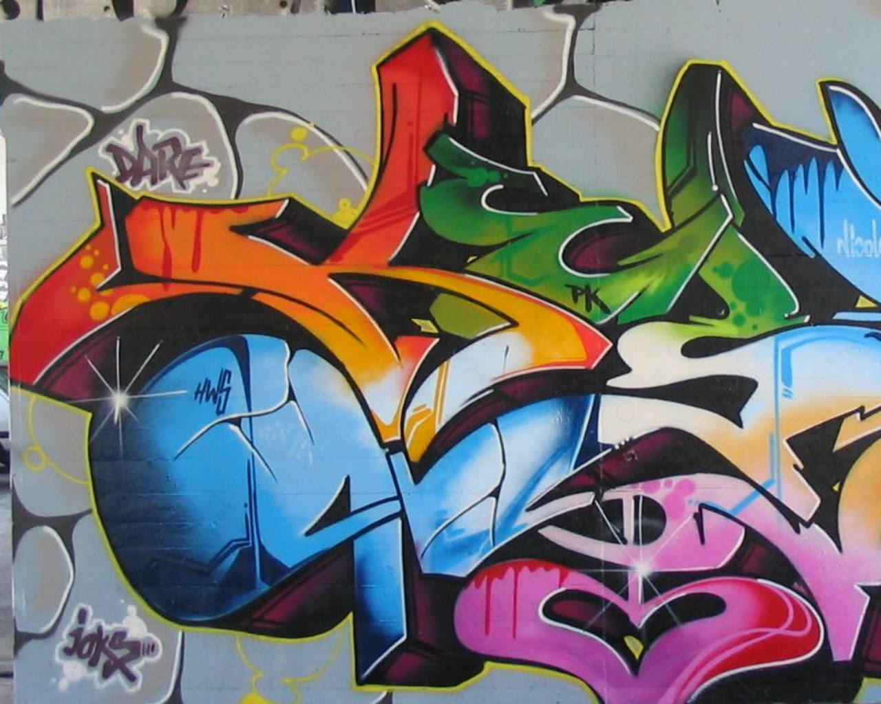 Graffiti Wallpaper Hd Wallpapers Widescreen Wallpapers