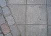 square : stones :: brolegging : firkantet