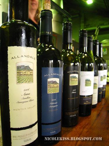 allandale wines