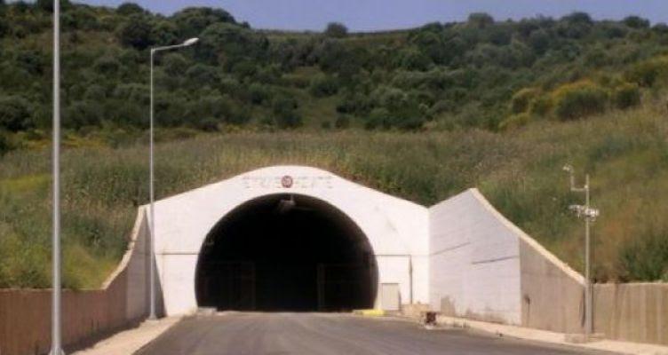 Αιτωλικό: Χωρίς φώτα το τούνελ του Αγίου Ηλία