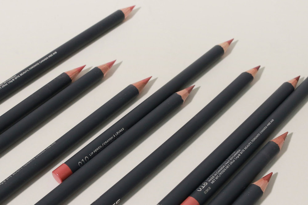 Bite Beauty The Lip Pencils, 28 New Shades for Summer 2017
