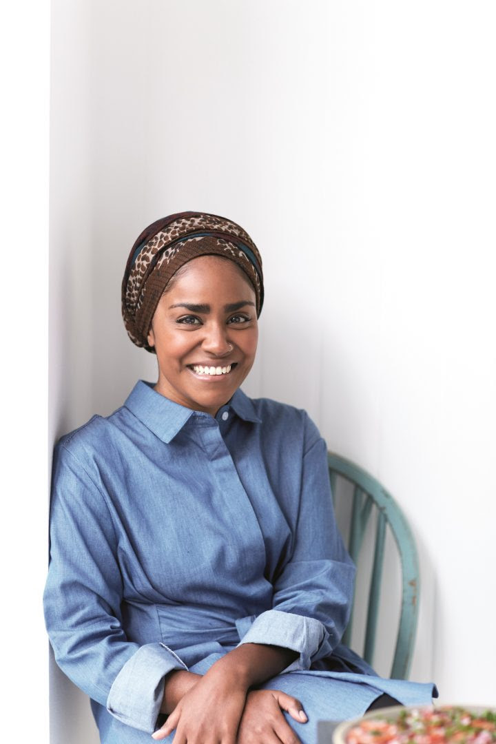 Why Nadiya Hussain doesn't play by the rules when it comes ...