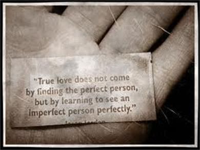 Yoddler True Love Does Not Come By Finding The Perfect Person But