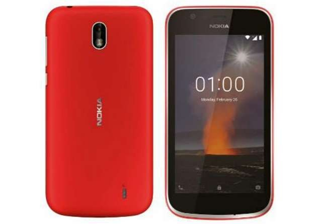 Nokia 1 Joins Google's Android Go Edition Smartphones with