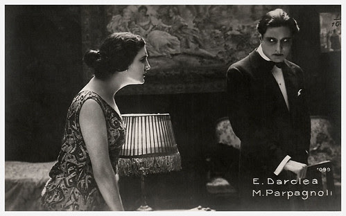 Edy Darclea & Mario Parpagnoli