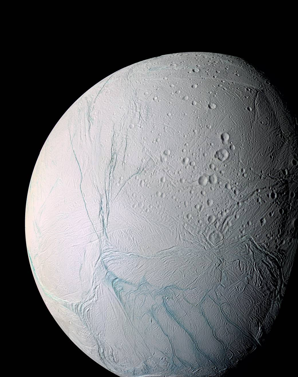 Enceladus the Storyteller