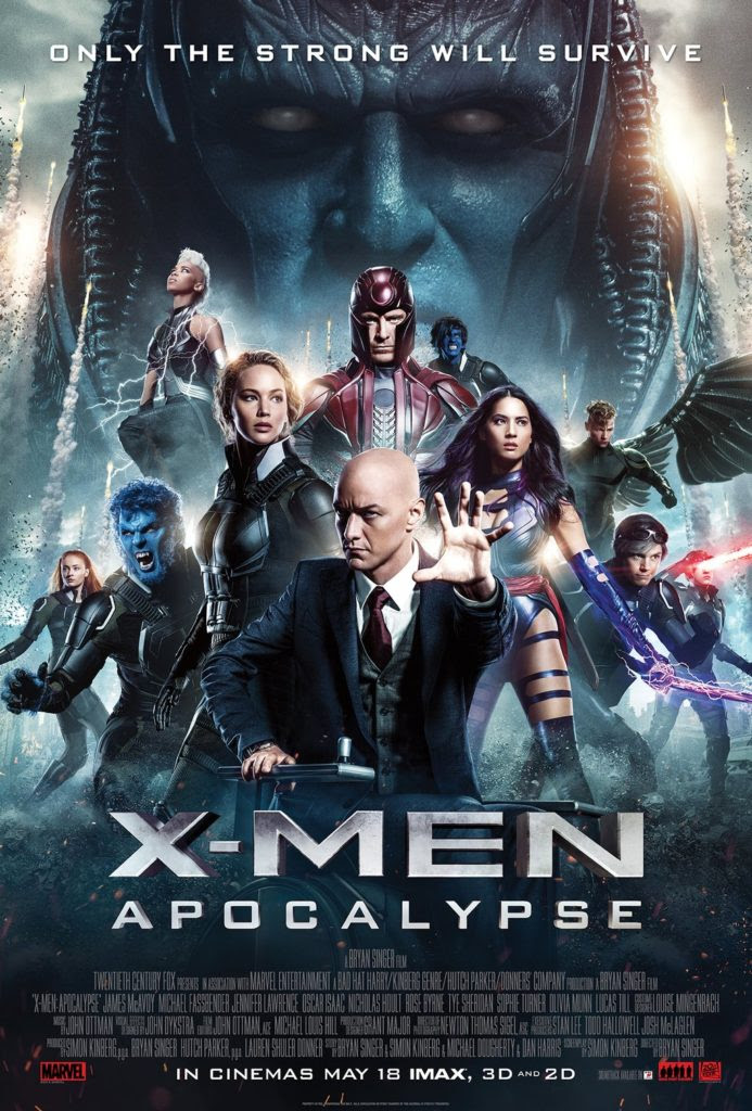 ... with first class and setting up a new one x men apocalypse left