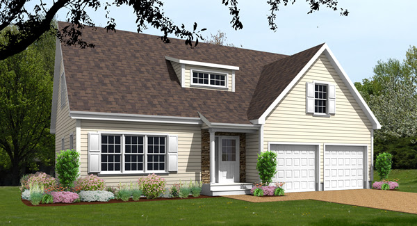 Cape House Plan 9578 Cp Home Designing Service Ltd