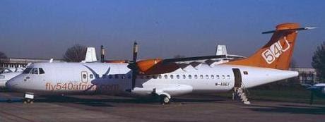 Fly540 Ghana Nigeria