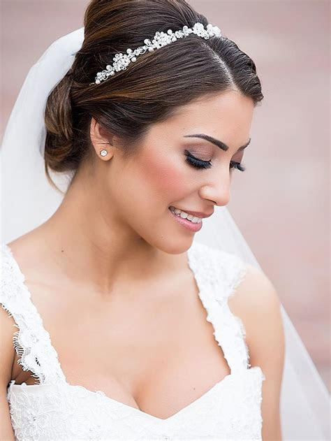 17 Best ideas about Romantic Wedding Makeup on Pinterest