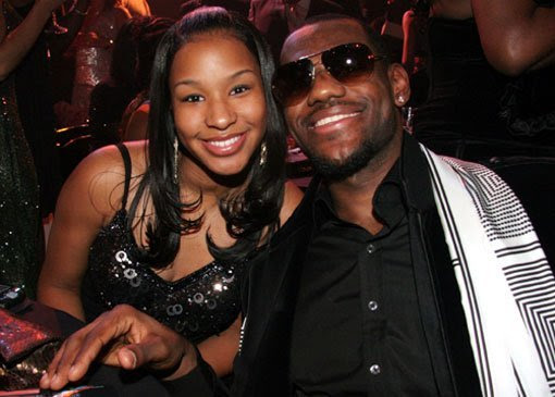 5 Facts About LeBron James' Wife Savannah Brinson (bio, Wiki)