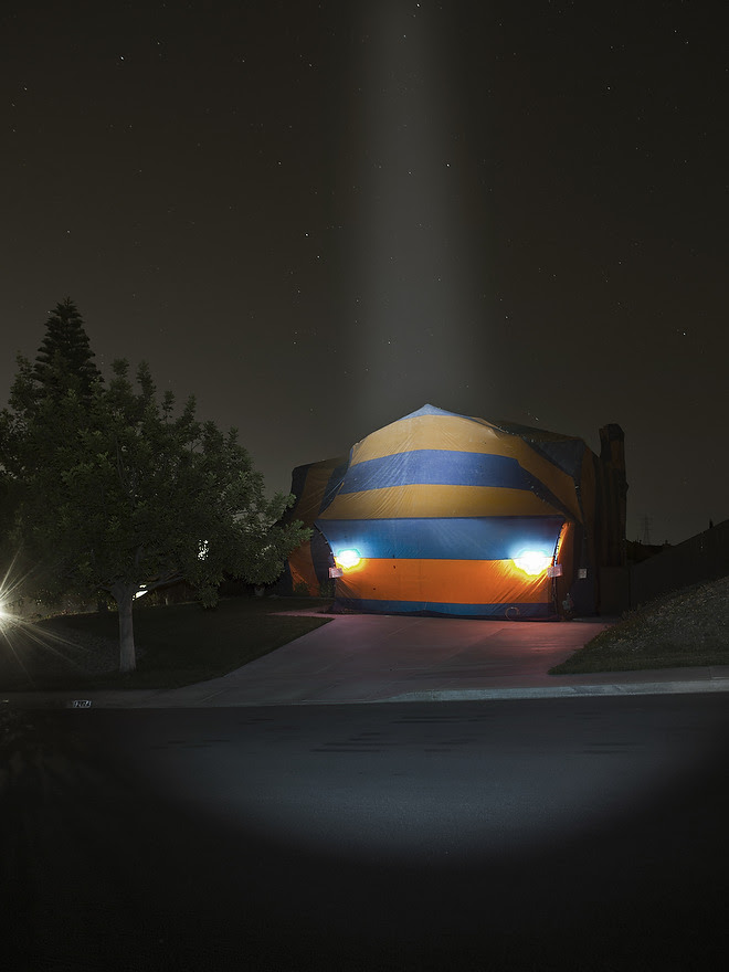 Ominous Fumigation Tents Lurk in the Night | WIRED