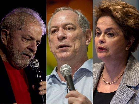 "Ciro Gomes: ""Estou seguro de que o Lula conspirou pelo impeachment da Dilma"""