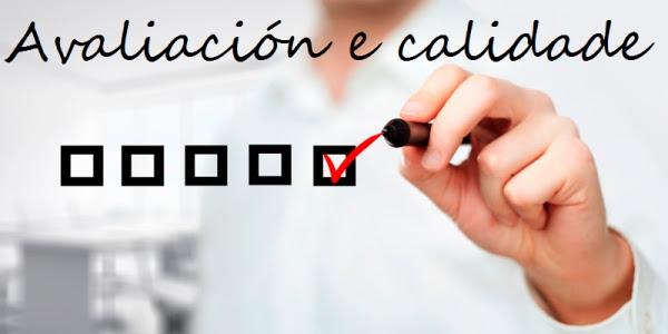 Bolsa de formación para a xestión de procesos de avaliación e calidade na EGAP