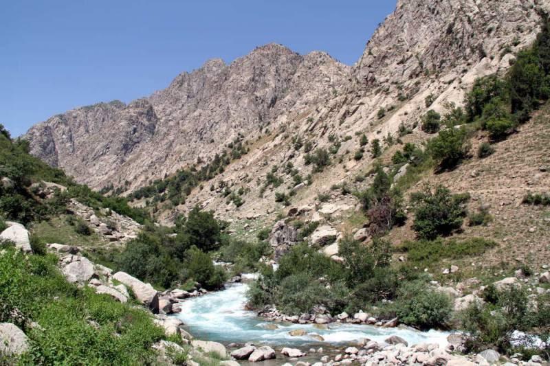 Мистика таджикского ущелья