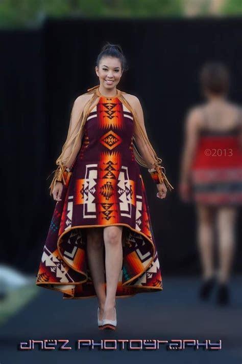 dineh couture  michelle silvera phoenix based navajo