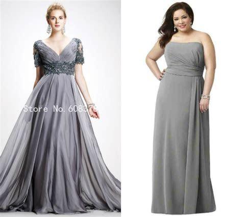 Long plus size gray bridesmaid dresses uk ? Budget