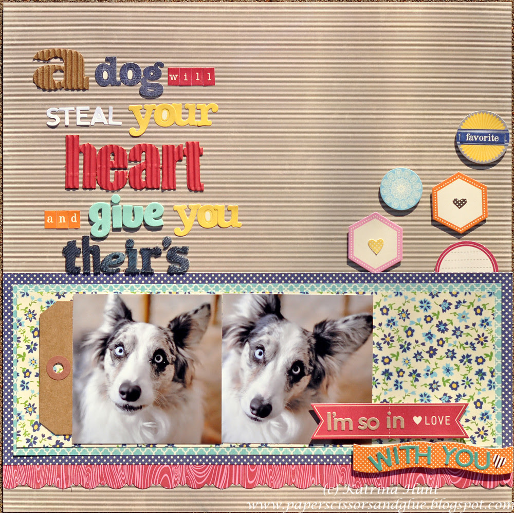 A Dog Will Steal Your Heart-Jillibean Soup Goodness