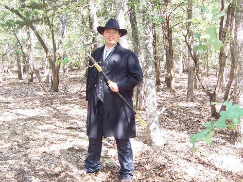 Lawrance the Cowboy/Hunter