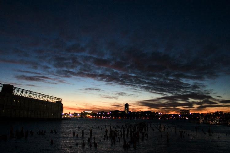 Westside-Sunset