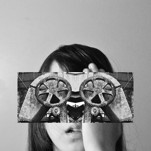 welcome to the machine por Luciana Urtiga