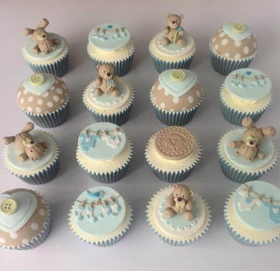 50 Baby Shower Cupcake Cakes In Unique Shape Family Holidaynet