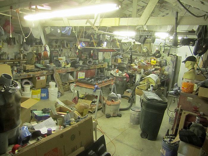 Cleaned Workshop