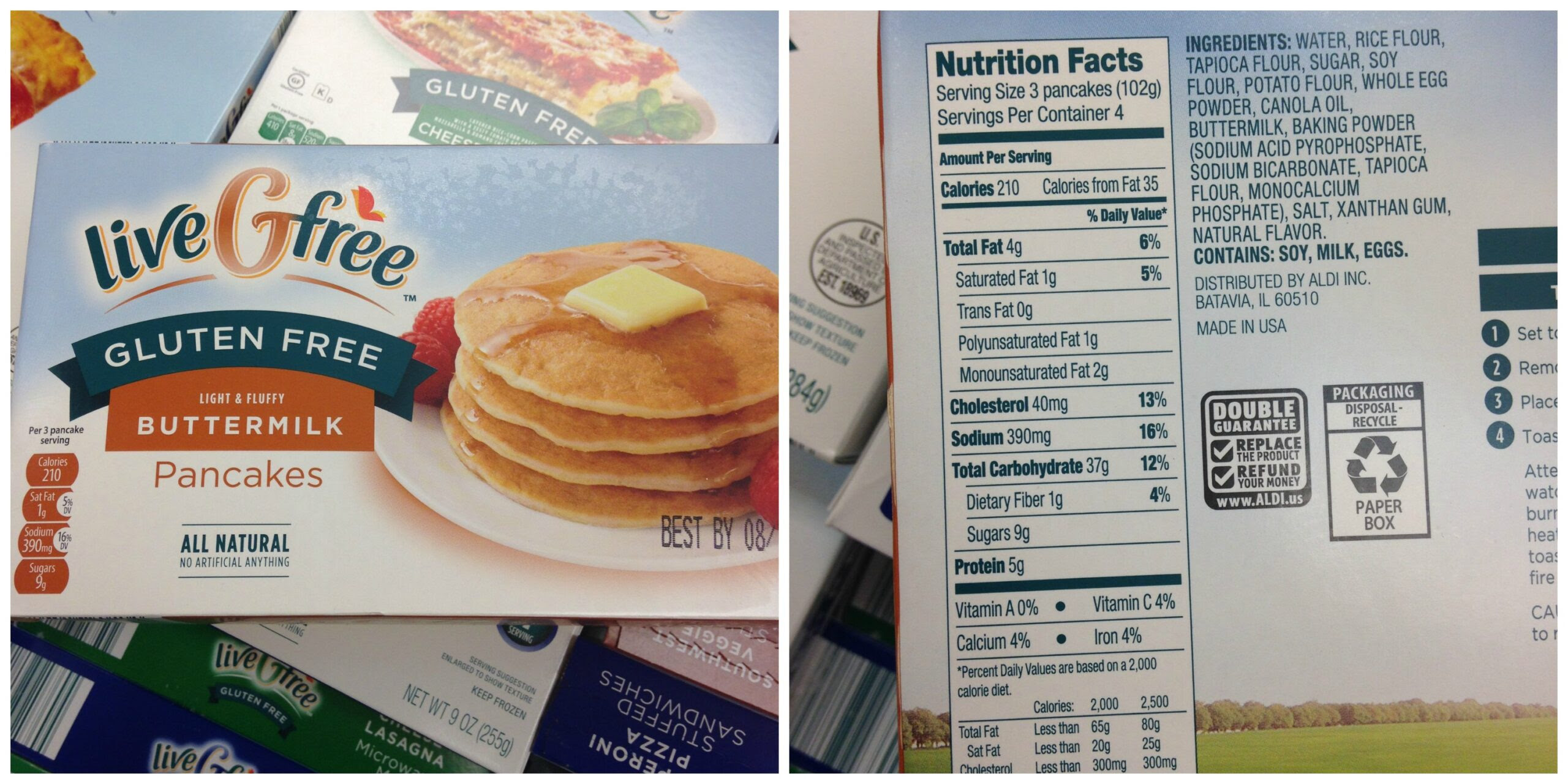 Are There Gluten Free Pancakes At Ihop