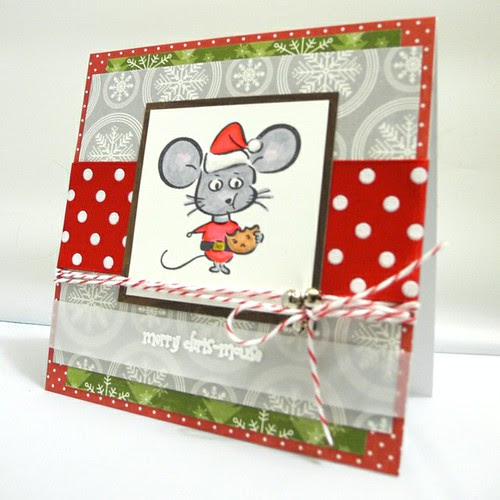 Merry Chris-mouse