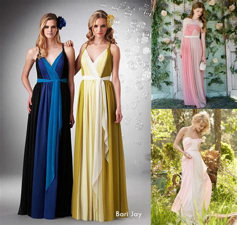 Top 9 Spring 2014 Bridesmaid Dress Trends   Tulle