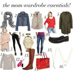 jillgg's good life (for less) | a style blog: the mom wardrobe essentials! (winter edition)