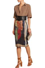 Donna Karan New YorkOversized cotton shirt