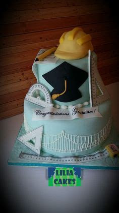 Civil Engineer Cake   Civil Engineer Graduate Party