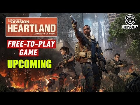 Tom Clancy's The Division Heartland (BR-Survival?) Early Access Registra...