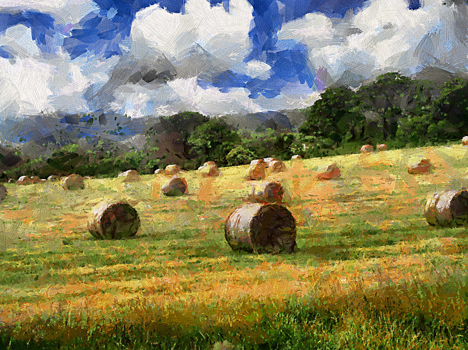 Famous Artist Landscape Paintings