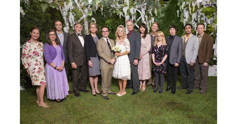 Penny's Wedding Dress on The Big Bang Theory   POPSUGAR