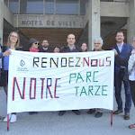 Grenoble | Grenoble : les défenseurs du parc Henri-Tarze n'ont pas convaincu la municipalité
