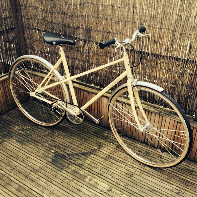 Foffa Grazia Fixie Single Speed Bike Women's Bicycle #fixiegirl