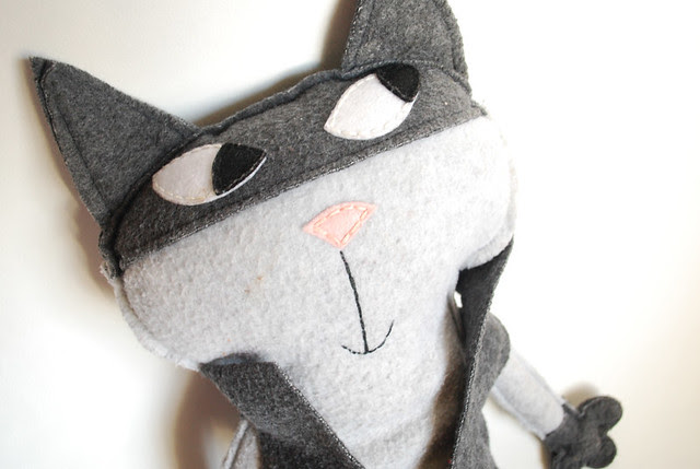 batcat: made for my brother