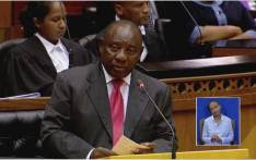 Cyril Ramaphosa addresses Parliament as SA President. Ramaphosa has been elected as the new president of South Africa.