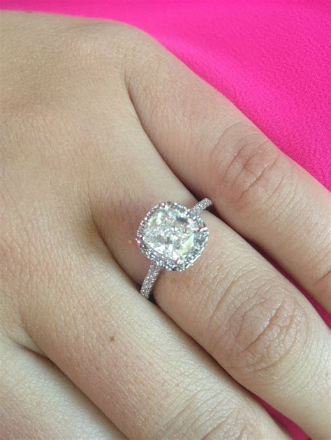 94 best Halo Engagement Rings images on Pinterest