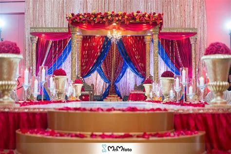 Indian Wedding at Humble Civic Center, Houston Texas