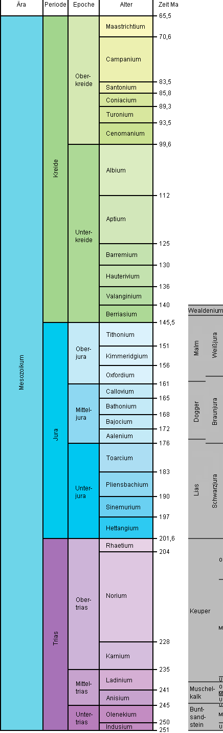 geologic time scale eras. Date/Time