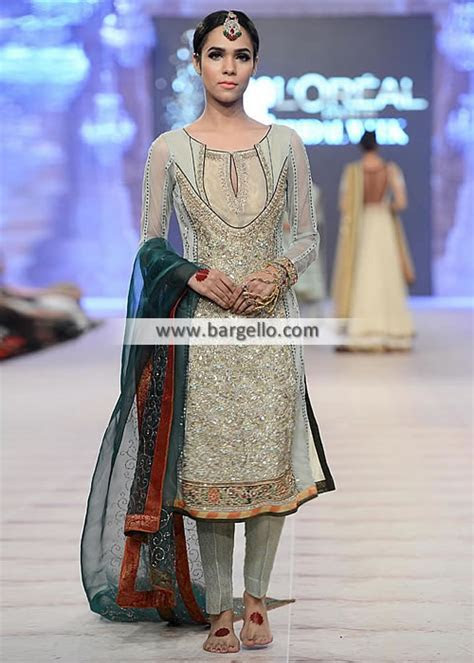 Asifa Nabeel Formal Dresses Party Dresses Pakistan Trouser