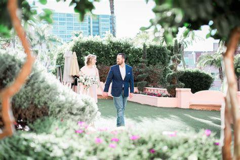 La Valencia Wedding Venue in La Jolla with Ocean Views